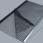 nivelator zgura aluminiu