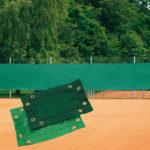 Prelata antivant Super - verde inchis