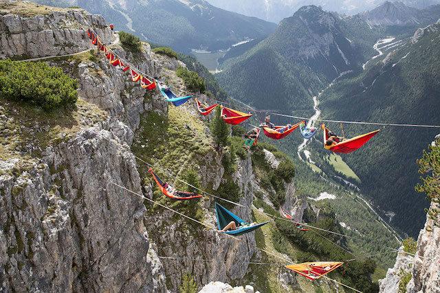 Camping si Drumetii