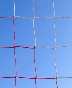 Plase poarti fotbal 7,5 x 2,5m, 2x2m adancime, fir 3mm