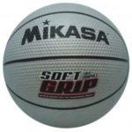 Minge de baschet Mikasa Soft Grip Silver