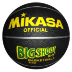 Minge de baschet Mikasa Big Shoot Black