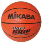 Minge de baschet Mikasa Soft Grip Orange