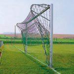 Suporti pentru poarta fotbal