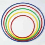 Cerc de gimnastica PVC