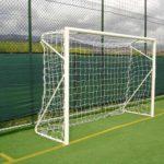 Poarta fotbal 3x2m otel 76mm