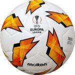 Minge fotbal Molten, UEFA Europa League