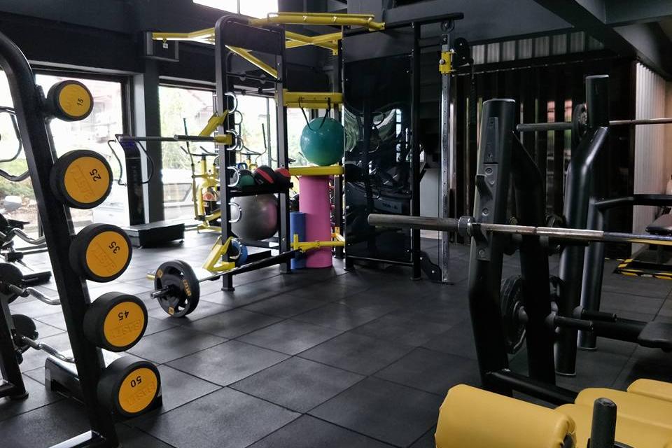 Fitness si Sala
