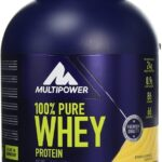 100% Proteina Pura Whey - 2000g - Banana Mango