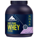100% Proteina Pura Whey - 2000g - Blueberry