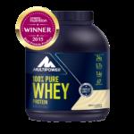 100% Proteina Pura Whey - 2000g - Vanilie