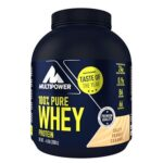 100% Pure Whey Protein 2000g - Salty Peanut Caramel Multipower