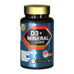 D3 + MINERALE FORTE - 60BUC
