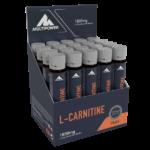 L-Carnitina Lichida 20x25ml (100% ™Carnipure) -Peach Multipower