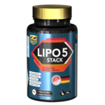 LIPO 5 STACK CAPSULE - 90 BUC