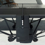Masa Tenis Sponeta Design Line - SDL Black Outdoor